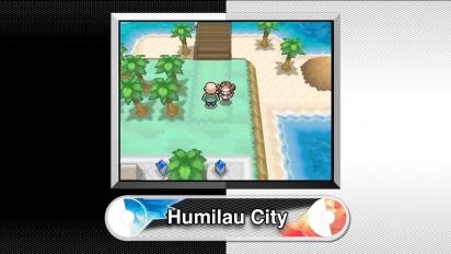 Pokémon Black/White 2 - Return to Unova Region Two Years Later Trailer