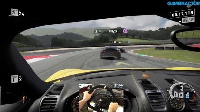 Forza Motorsport 7 - Porsche Cayman - Gameplay sur le circuit de Mugello