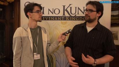 Ni no Kuni II: Revenant Kingdom - Pierre Tartaix Interview
