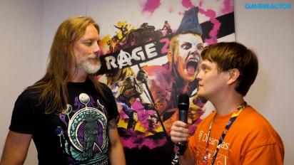 Rage 2 - Itw de Magnus Nedfors
