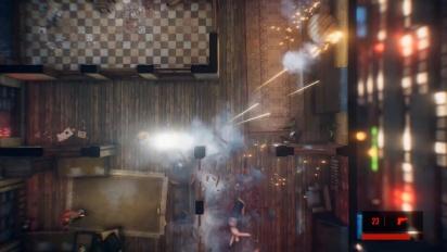 The Hong Kong Massacre - Release Date Trailer