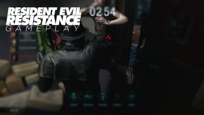 Resident Evil Resistance - Mastermind Gameplay