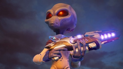 Destroy All Humans! - Nintendo Switch Announcement Trailer
