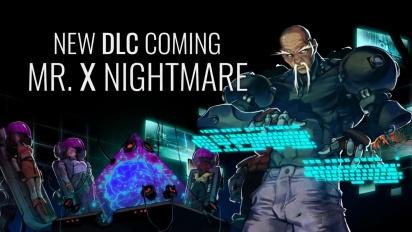 Streets of Rage 4 - Mr. X Nightmare DLC reveal