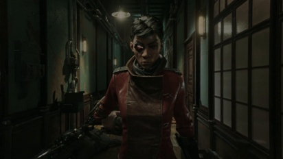 Dishonored: Death of the Outsider – E3 Announce Trailer
