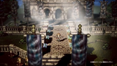 Octopath Traveler: Champions of the Continent - Japanese Trailer