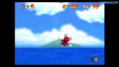 Super Mario 64 on Nintendo Switch: Bob-Omb Battlefield Gameplay