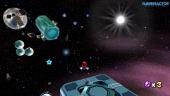 Super Mario Galaxy on Nintendo Switch: Space Junk Galaxy Gameplay
