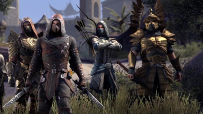 The Elder Scrolls Online: Thieves Guild – First Look Trailer