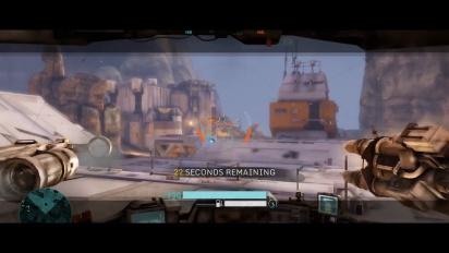 Hawken - PS4 Lore Trailer