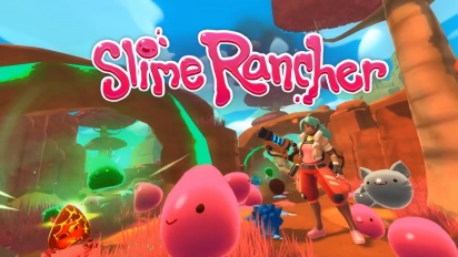 Slime Rancher - PlayStation 4 Announcement Trailer