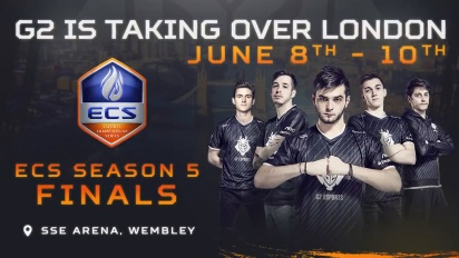 G2 Esports - CS:GO Lineup for ECS Season 5 Finals