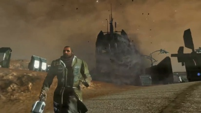 Red Faction Guerrilla Re-Mars-tered - Trailer