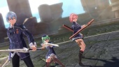 The Legend of Heroes: Trails of Cold Steel III - Announcement Trailer