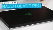 Razer Blade Pro - Quick Look