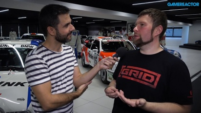 Grid - Mike Moreton Interview