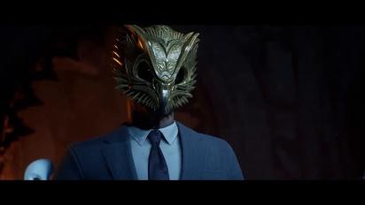 Gotham Knights - Trailer Histoire
