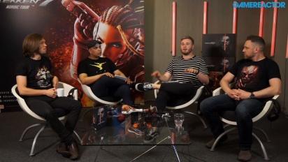 Tekken 7 Nordic Tour Grand Finals - Part 1