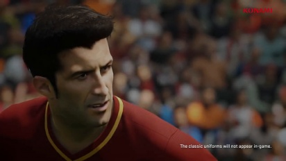 PES 2018 - Luís Figo Legend Trailer