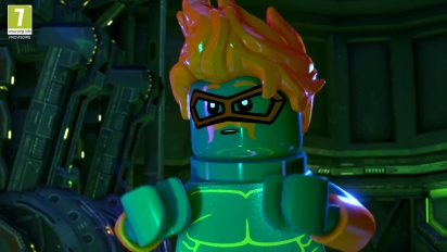 LEGO DC Super-Vilains - Trailer de creation de persos