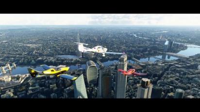 Microsoft Flight Simulator - Xbox Series X|S Gameplay Trailer