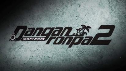Danganronpa 2: Goodbye Despair - Official Trailer