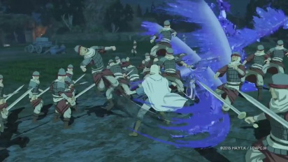 Arslan: The Warriors of Legend - MCM Comic Con Trailer