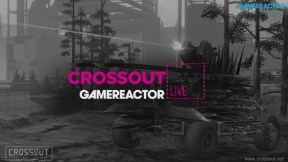 Crossout Closed Beta - Livestream Replay