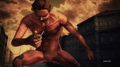 Attack on Titan 2 - Story Trailer