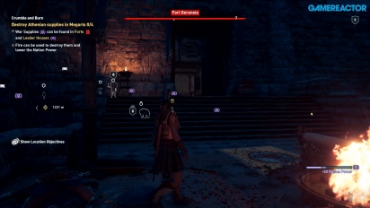 Assassin's Creed Odyssey - Du gameplay maison