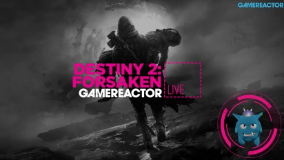 Destiny 2: Forsaken - livestream replay