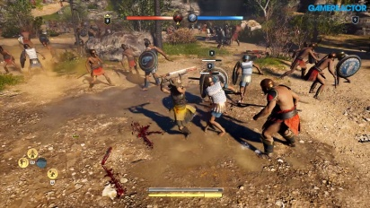 Assassin's Creed Odyssey - Gameplay du mode Conquête