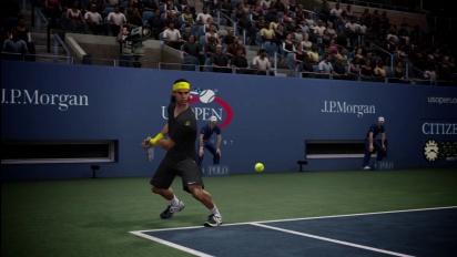 Grand Slam Tennis 2 - US Open Trailer