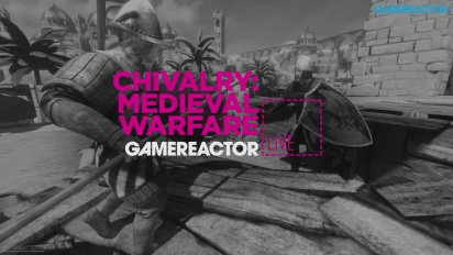 Chivalry: Medieval Warfare 26.01.16 - Livestream Replay