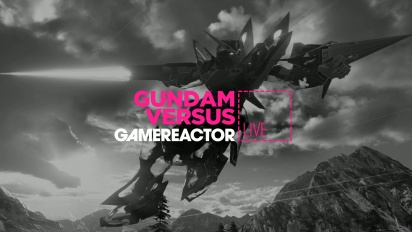 Gundam Versus - Livestream Replay