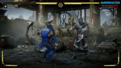 Mortal Kombat 11 - Sub-Zero VS. Geras