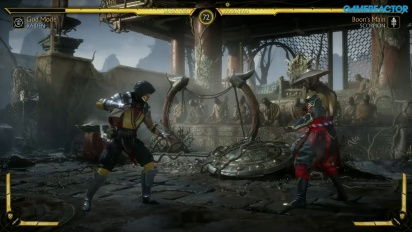 Mortal Kombat 11 - Raiden VS. Scorpion