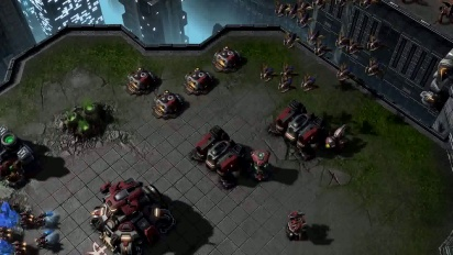 Legacy of the Void - Multiplayer Update: Zerg