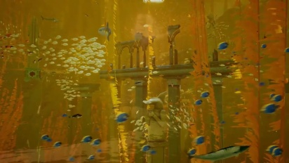 Abzû - Nintendo Switch Announcement Trailer