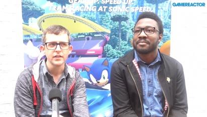 Team Sonic Racing - Itw de Derek Littlewood et Ben Wilson