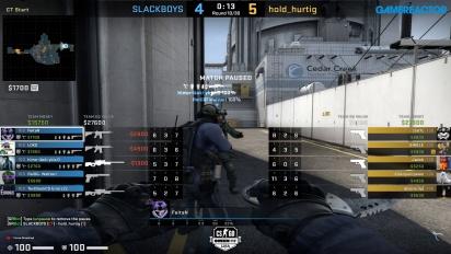 OMEN by HP Liga - Slackboys VS hold_hurtig - Nuke.