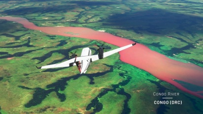 Microsoft Flight Simulator - Africa: Around the World Tour