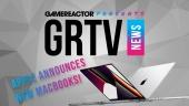 GRTV News - Apple unveils brand-new MacBook Pro models