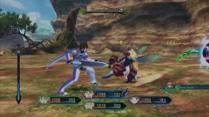 Tales of Xillia - New Costumes DLC Trailer