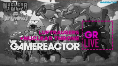 Luftrausers + Nuclear Throne (Vlambeer) Livestream Replay