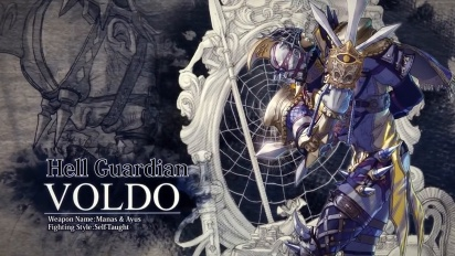 Soul Calibur VI - Voldo Gameplay Reveal Trailer