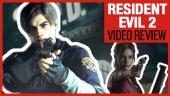 Resident Evil 2 - Le test en vidéo