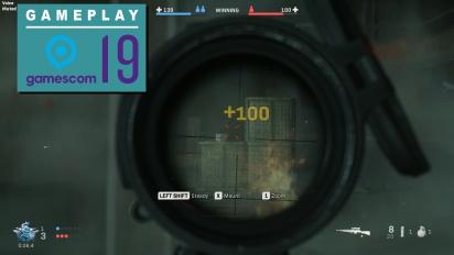 Nvidia - Call of Duty: Modern Warfare Gameplay 2