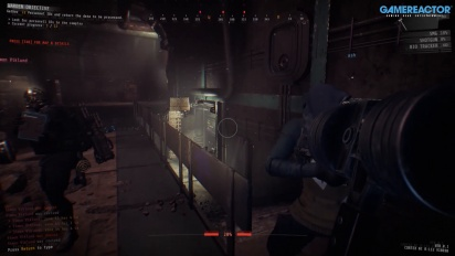 GTFO - Mission A1 Gameplay