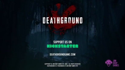 Deathground - Gameplay Teaser